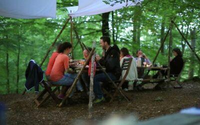 Skånsk utomhusmatlagning en förebild för polska landsbygdsutvecklare, pressinformation
